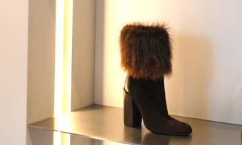 iluminación tiendas de moda