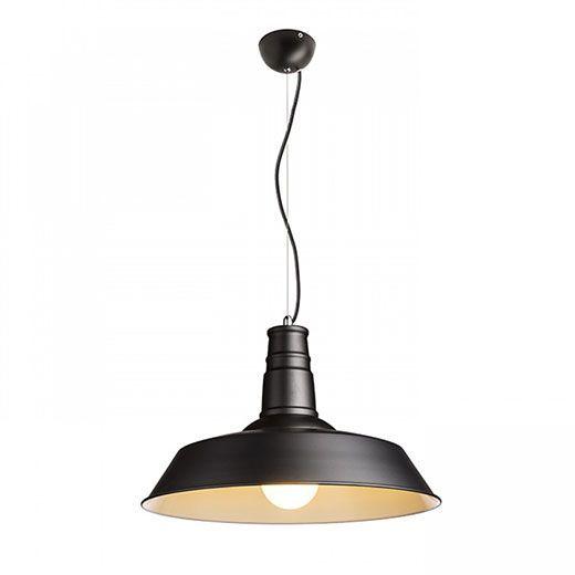 Lámpara colgante industrial estilo vintage