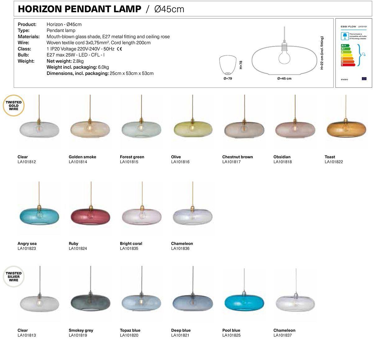 Lámpara cristal decorativa de estilo vintage