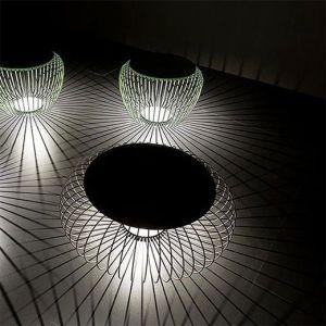 Lámpara led decorativa para exterior