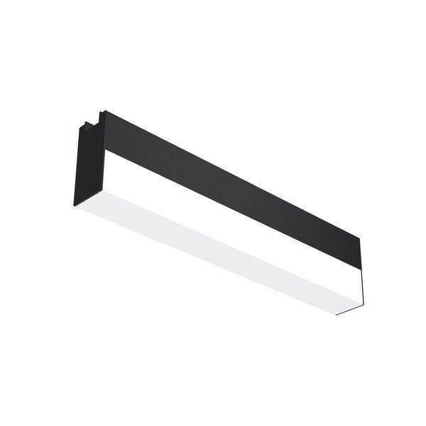 Luminaria led lineal para carril magnético