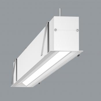 Perfil led wallwasher