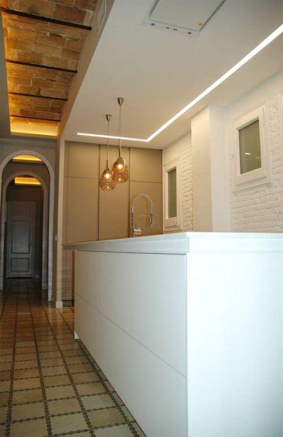 Proyecto de iluminación interior residencia