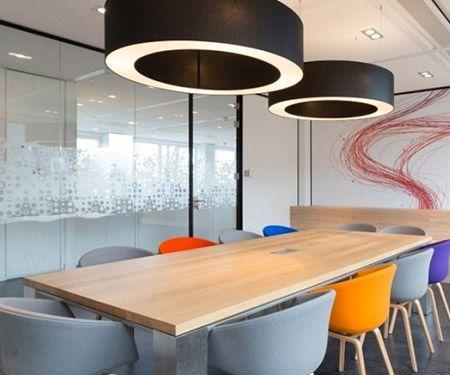 Proyectos de iluminación para oficinas