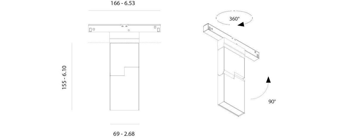 Proyector-LED-para-carril-magnetico-ºTurn-medidas
