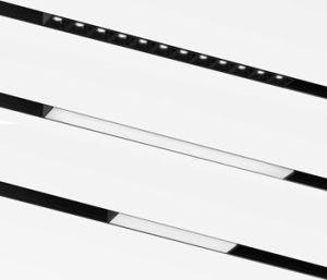 Luminaria lineal para carril magnetico