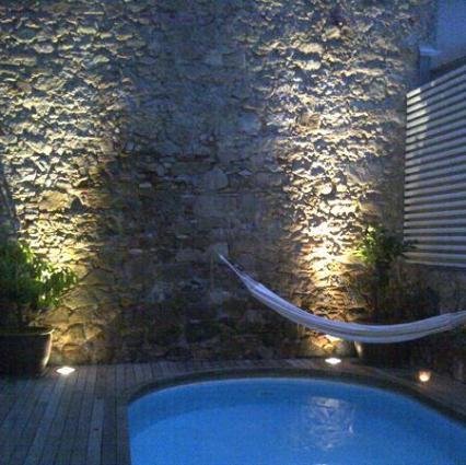 iluminacion exterior terraza