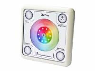 control de iluminación DMX