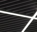 Iluminación Lineal. Perfiles empotrados modulares de gran formato