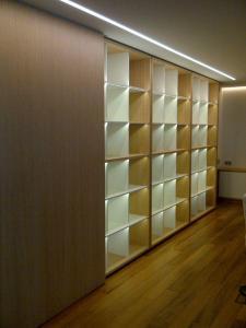 iluminación en mobiliario
