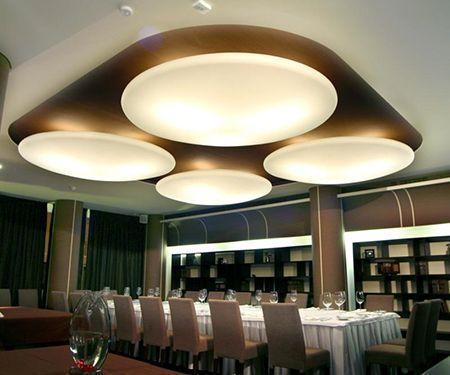 iluminación restaurantes iluminación interior