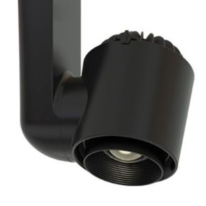 Proyector led de carril con óptica ajustable