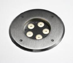 Foco LED empotrado exterior