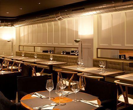 proyectos de iluminación para restaurantes