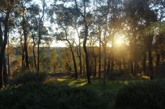 The view from our front Verandah