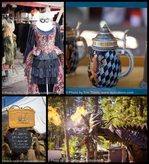 dragons, period costumes, pirate ships and more