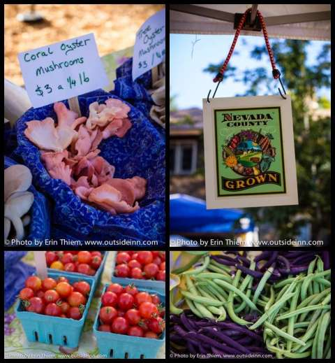 Nevada County Growers Market