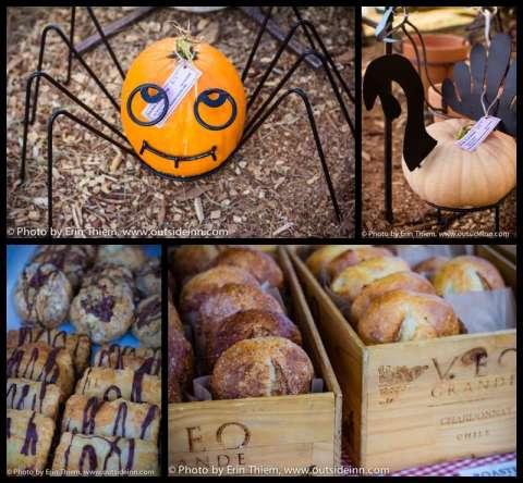 Bread and yard art