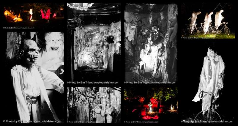 Haunted House in Nevada City