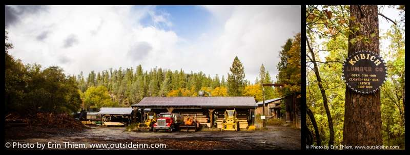 Kubich Lumber, Grass Valley