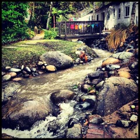 Outside Inn Creek