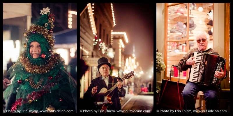 Nevada City Victorian Christmas