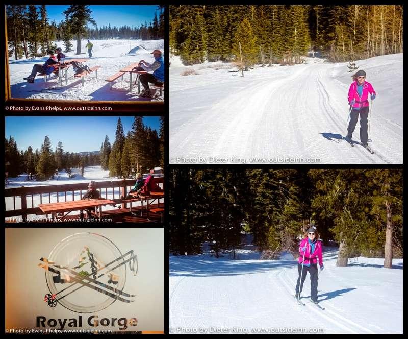 Cross Country Skiing at Royal Gorge Ski Resort