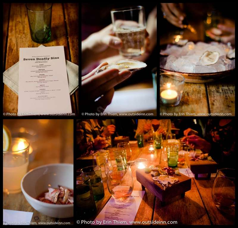 Nevada City Supper Club, Polly's Paladar