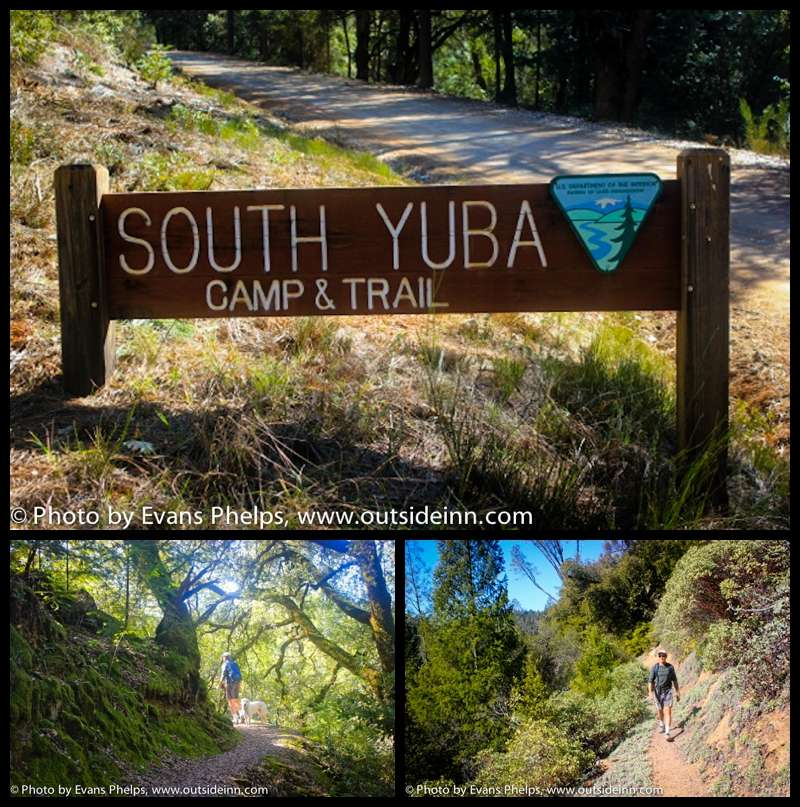 Nevada City South Yuba River Hiking Trail
