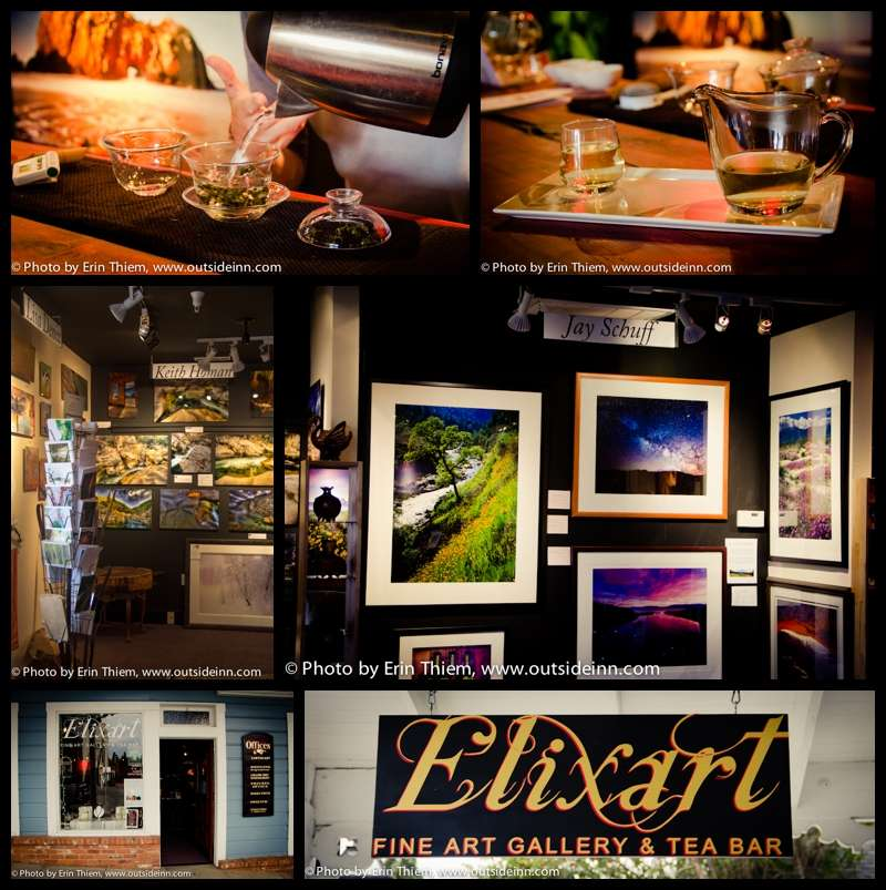 Fine Art Photography Gallery and Tea Bar, Elixart