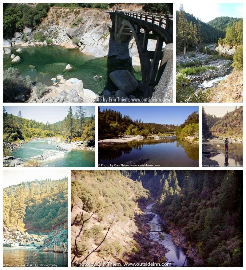 Nevada City's South Yuba River, Things to Do: hiking, biking, swimming, picnic