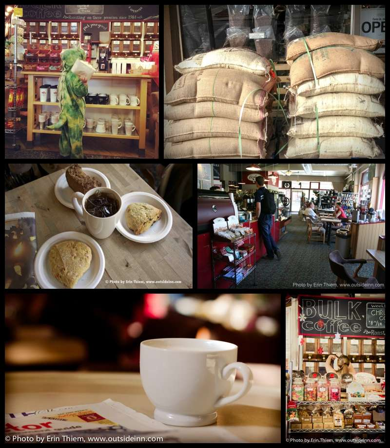 Grass Valley Carolines Coffee Roasters