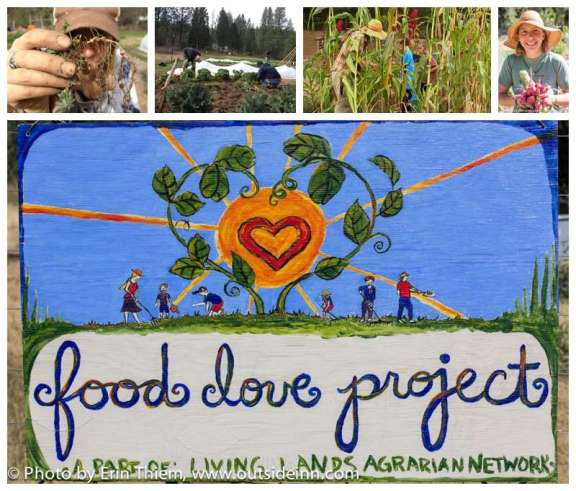 Nevada City Farm, Food Love Project