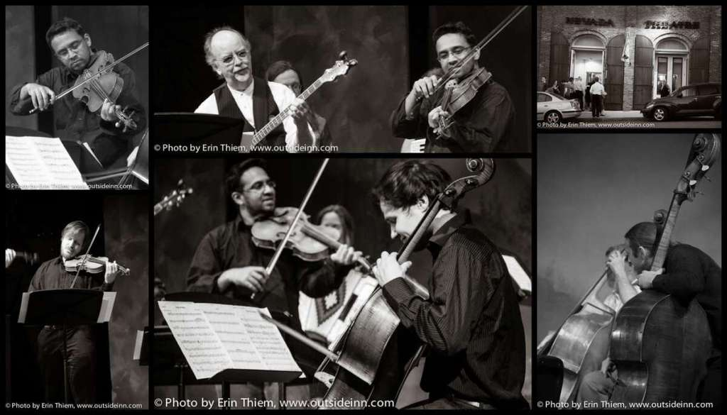 Nevada City Music in the Mountains Musical Art Quintet