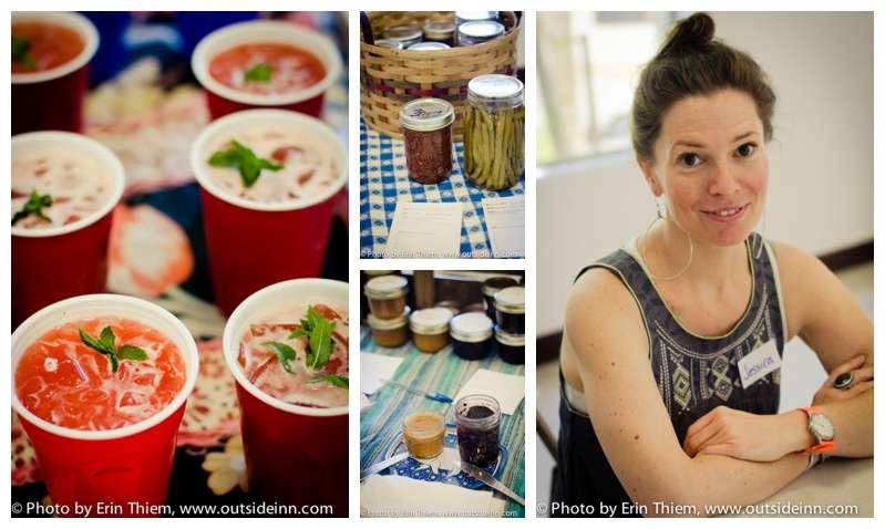 Jessica Flanigan, Nevada City Food Swap