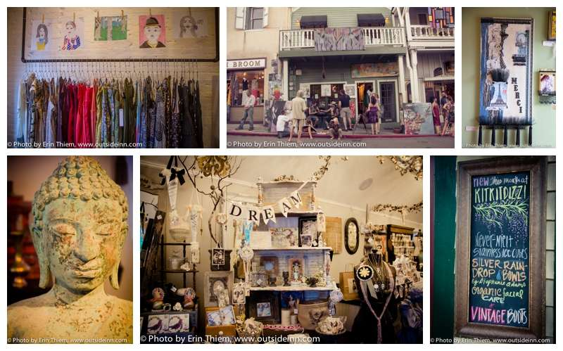 Nevada City Shops open late for First Friday Art Walk