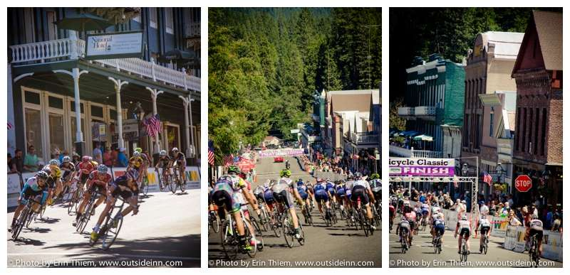 Nevada City Events, Bicycle Race