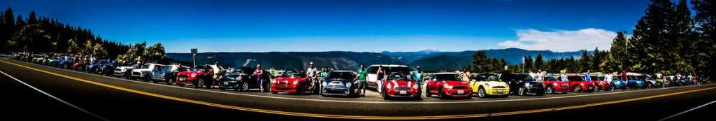 Nevada City Adventure Highway 20 Mini Mania Rally
