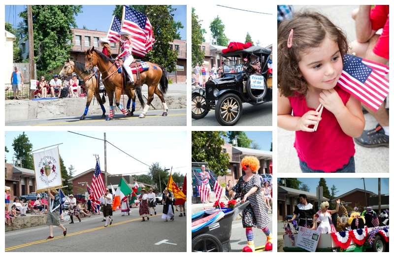 Grass Valley Parade, photos by g aronow photography