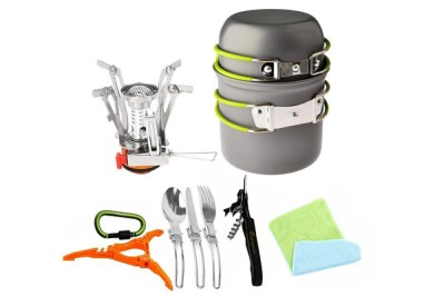 10 Best Camping Cookwares Review in 2019