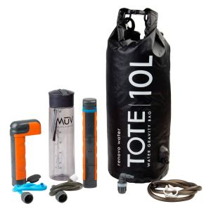 Renovo Water MUV Eclipse Survival Water Filter System