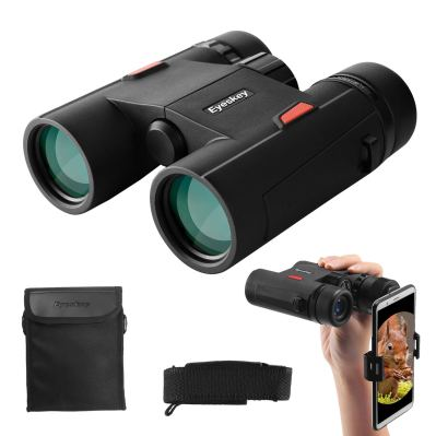 Eyeskey Wayfarer 8x32 Compact Binoculars for Adults