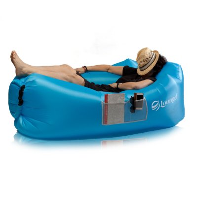 Loungel Inflatable Air Couch Sofa Lounger Portable