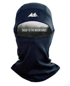Mountain Made Balaclava Thermal Polyester Fleece Face Mask