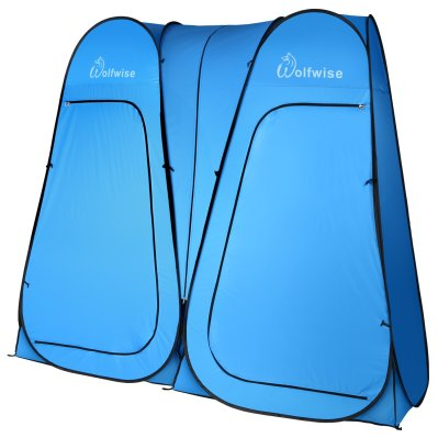 WolfWise Pop Up Privacy Portable Camping