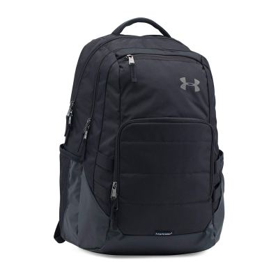 Under Armour Raid Storm1 Black Backpack