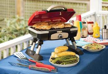 10 Best Portable Gas Grills of 2020 – Travel With The Taste of BBQ