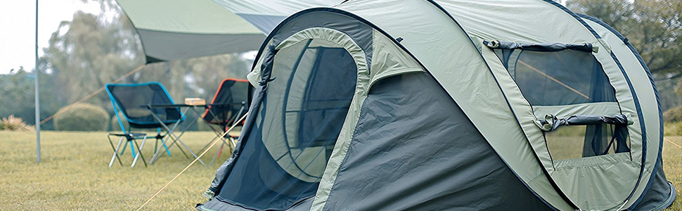10 Best Pop Up Camping Tents Of 2020 Goes With You