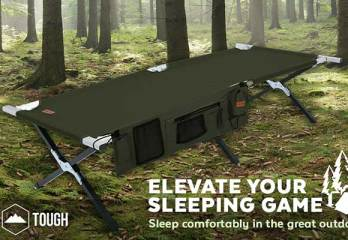 10 Best Camping Cots of 2020 – Get Outdoors & Enjoy Life