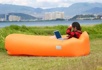 10 Best Inflatable Loungers of 2020 For Hiking, Camping and Traveling